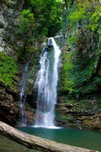 экскурсия на ажекские водопады