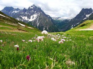 поход в горы красная поляна