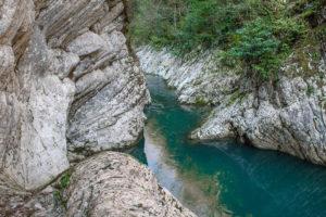 Посещение каньона белые скалы и ущелья Пасть Дракона